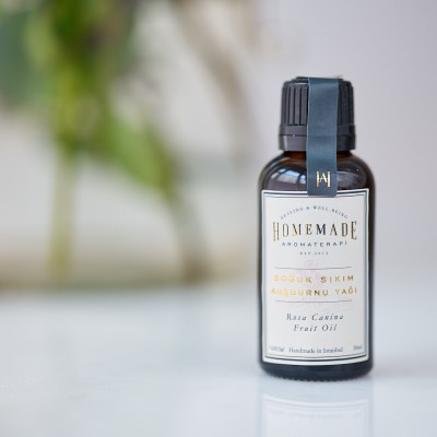 Cold-Pressed Rosehip Oil