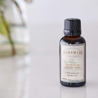 Cold-pressed Jojoba Oil