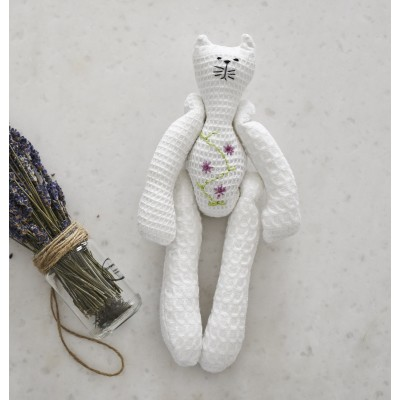 Standing Kitten Sleeping Toy