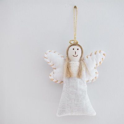 Lavender Hand Sewn Angels