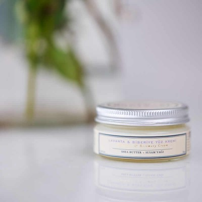 Lavender & Rosemary Facial Cream
