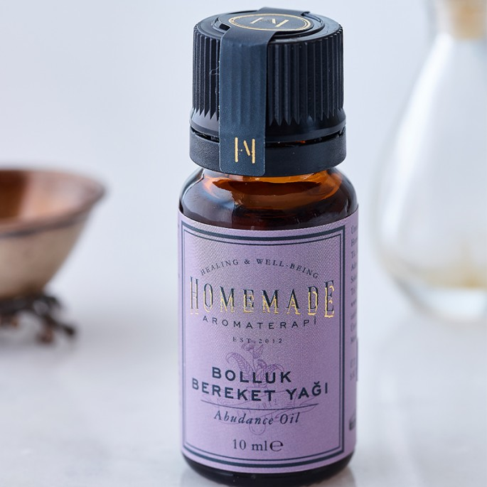 Abundance Essential Oil Mix