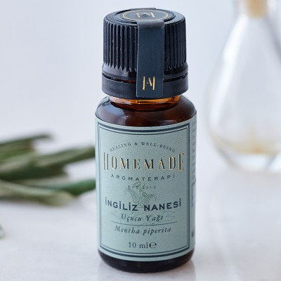 English Mint Essential Oil
